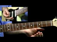 50 Slow Blues Licks - #50 - Guitar Lesson - Anthony Stauffer
