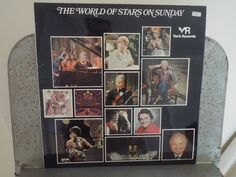 The World of Stars on Sunday 1971 York Records Jess Yates by bastarduk on Etsy Gracie Fields, Holy Hour, Eartha Kitt, Thing 1, Coronation Street, Sunday, Presents, Christian, York