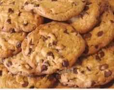 Cookies au Chocolat - Secrets de Santé