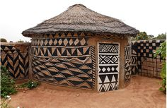 Earthy Architecture of Africa