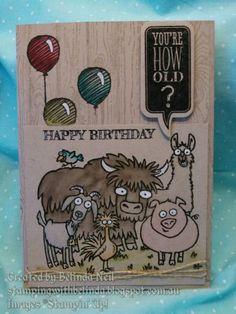 Pete's Birthday card
