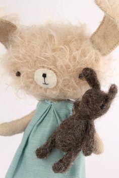 Manomine.net-bear and bunny