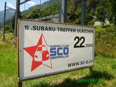 Subaru club Oberwallis - Switzerland