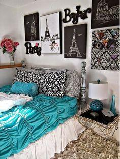 Very Chic Paris Themed Bathroom Décor | Home Design Ideas