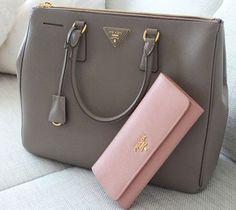 So Cool Grey Handbag