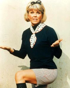 Doris Day is my idol......I could watch a doris day movie every day of the week,