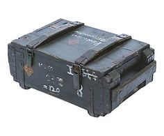 Airsoft, Wooden Crates, Wooden Toys, Diy Wood Projects, Wood Crafts, Whiskey Gift Set, Military Box, Game Props, Gun Cases