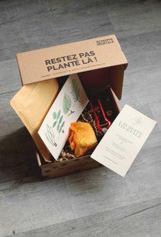 Box jardinage : Cueillette sauvage en Irlande - Echoppe Végétale Plat Halloween, Potager Bio, Coffee, Drinks, Magazine, Blog, Organic Gardening, Seed Packets, Sweet Peas