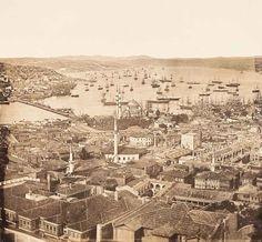 Osmanlı İstanbul'u...
