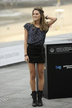 amaia Clara Alonso, Cool Outfits, Summer Outfits, Rock And Roll Fashion, Spanish Woman, Gentlemen Prefer Blondes, Estilo Fashion, Most Beautiful Women, Gorgeous Lady
