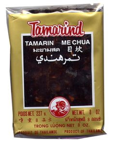 Tamarind Paste is one of those ingredients that is necessary for Thai cooking but also one that the average cook does not stock. No problem! Make your own