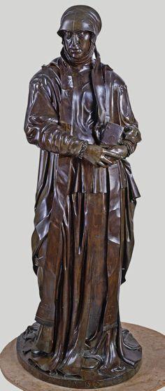 León LEONI y Pompeo LEONI: María de Hungría. Museo del Prado.