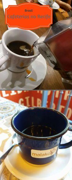 Duas cafeterias no Recife e seus deliciosos cafés