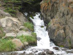 McHugh Creek Falls – Turnagain Arm