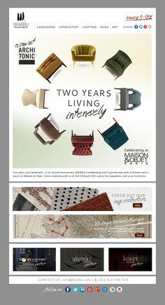 BRABBU, Maison & Objet, Architonic www.brabbu.com Upholstery, Design Ideas, Events, Interior Design, News, Inspiration, Happenings, Design Interiors, Tapestries