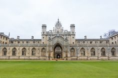 St John's College, Cambridge, UK