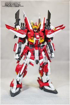 "MG 1/100 Gundam Mk. II ""Shuriken"" Custom Build - Gundam Kits Collection News and Reviews"