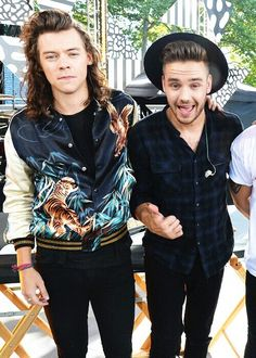 Harry and Liam...