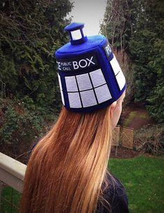 The TARDIS Fez Holds Bigger Brains on the Inside