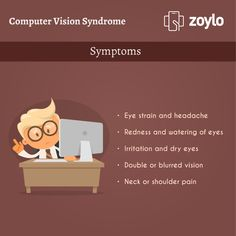 Computer Vision Syndrome!