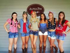 AΦ in the USA ☺