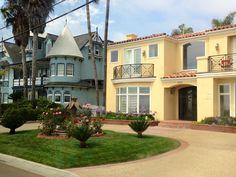 Nice houses in San Diego, CA