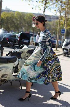 Dirndl skirt - xu hướng váy hoàn hảo cho phái đẹp công sở   aFamily