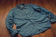 Engineered Garments F/W11 Chambray Workshirt