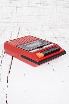 Tape Recorder iPhone Speaker