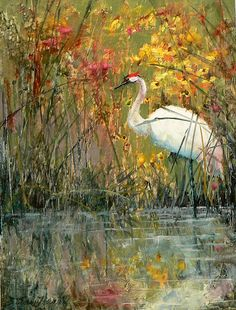 Ann Hardy. The Heron