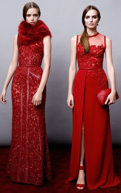 Elie Saab Pre-Fall 2015 for preorder at Moda Operandi