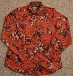 Legacy Falls Women's Size Small Western Shirt with Snap Buttons
