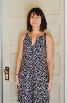 sewing colfax dress pattern