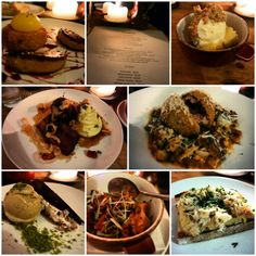 Amazing meal, from starter to #dessert @smokehousen1 - bold flavoured meat, brilliant flavour combo, imaginative mouth watering desserts!