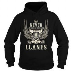 Awesome Tee LLANES LLANESYEAR LLANESBIRTHDAY LLANESHOODIE LLANESNAME LLANESHOODIES  TSHIRT FOR YOU T-Shirts