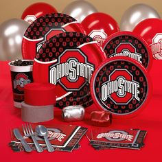 Ohio State!  Can't wait to tailgate!!