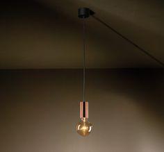 NUTS pendant Cu29 copper lighting