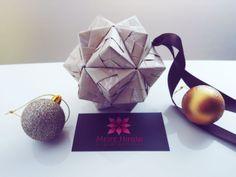 http://www.meirehirata.com/  Kusudama Origami <3