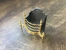artisan dollhouse miniatures | eBay Fire Basket, Dollhouse Miniatures, Im Not Perfect, Artisan, Scale, Handmade, Box, Accessories, Places