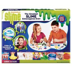 The Great Slime Extravaganza by Cra-Z-Art Mermaid Slime, Slime Kit, Z Arts, Easter Treats, Online Art, Faith, Fun, How To Make, Kids