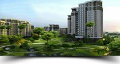 Microtek Greenburg luxurious flats, designed and constructed by L&T in sector 86 Gurgaon. Possession well in time.