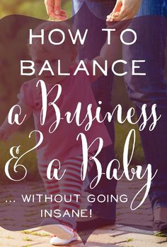 I'm breathing a sigh of relief already. Great tips and ideas for balancing my business and a baby at home. Advice for work-at-home moms and mompreneurs. | brilliantbusinessmoms.com