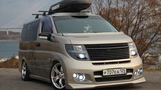 Nissan Elgrand 2007 — отзыв владельца alex225 — DRIVE2.RU Nissan Elgrand, Van Life, Vans, Trucks, Japanese, Vehicles, Awesome, Collection, Autos