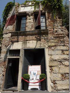 Casa de Cristóbal Colón en Génova, Italia