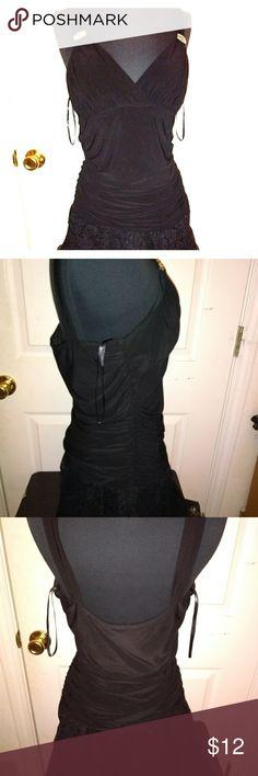 Prom Dress Black Black Prom Dress With Lace Sequins Ruffles Dresses Prom