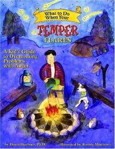 This is one of my go-to resources for teaching anger management to children - What to Do When Your Temper Flares