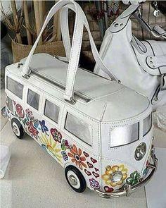 VW Hippy Bus - Bag