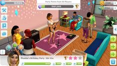 The Sims Mobile hack Cheats Generator This is the sole place online to get working cheats for The Sims Mobile and became the most effective player in Party Points, Gaming Tips, Simulation Games, Best Apps, Funny Games, More Fun, Sims, Hacks, Birthday