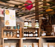 The Chatterbox Panda Le Bar des Artisans : Veggie & Superfoods » The Chatterbox Panda