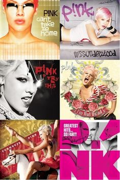 Love love love P!nk! Her Music, Music Is Life, Music Songs, Carey Hart, Alecia Moore, She Song, Pop Singers, Greatest Hits, Pink Fashion